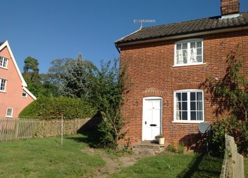 Thumbnail 3 bed semi-detached house to rent in Low Road, Marlesford, Woodbridge