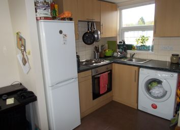 Thumbnail 1 bed flat to rent in Ashfield Road, London