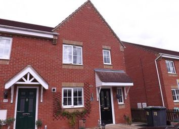 Thumbnail 3 bed end terrace house for sale in Brunel Drive, Biggleswade, Bedfordshire