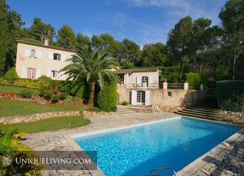 Thumbnail 5 bed villa for sale in Les Hauts De Saint Paul, St Paul De Vence, French Riviera