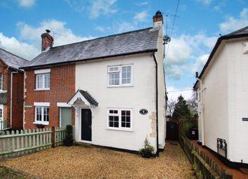 Thumbnail 3 bed semi-detached house for sale in Kings Road, Silchester