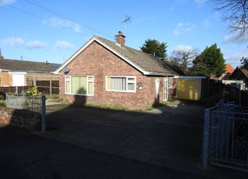 Thumbnail 3 bedroom detached bungalow for sale in Kings Road, Leiston, Suffolk