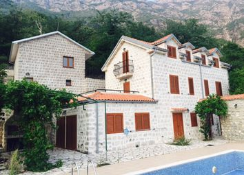 Thumbnail 5 bed villa for sale in Stone House With The Pool And Fantastic View In Risan, Risan, Montenegro