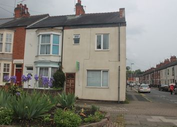 Thumbnail 4 bed terraced house to rent in Wilberforce Road, Leicester