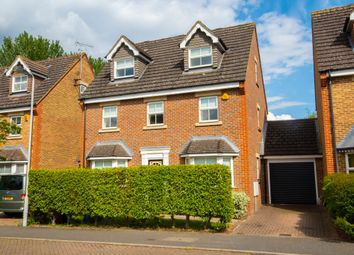 Thumbnail 5 bedroom detached house for sale in Stirling Avenue, Pinner, Middlesex
