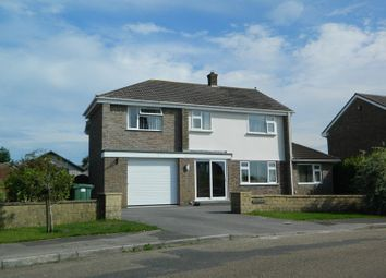 Thumbnail 4 bed detached house for sale in Tehidy Gardens, Camborne