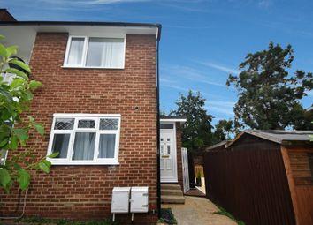Thumbnail 2 bed maisonette to rent in Dorchester Close, Northolt