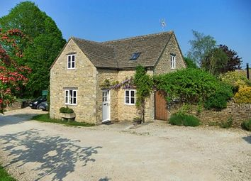 Thumbnail 3 bed cottage to rent in Duntisbourne Leer, Cirencester