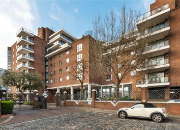 Thumbnail 2 bed flat for sale in Waterside Point, 2 Anhalt Road, London