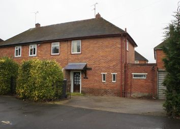 Thumbnail 3 bed semi-detached house to rent in Lexington Road, Chaddesden, Derby