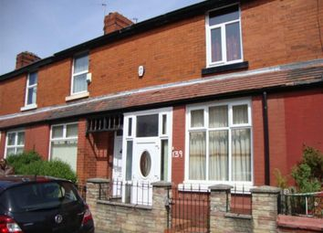 Thumbnail 3 bed terraced house for sale in Henderson Street, Levenshulme, Manchester
