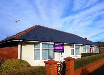 Thumbnail 2 bed semi-detached bungalow for sale in Rose Avenue, Preston