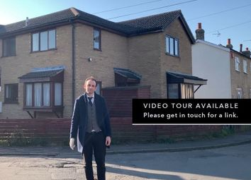 Thumbnail 1 bed terraced house for sale in Rooks Street, Cottenham, Cambridge