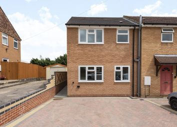 Thumbnail 3 bed end terrace house to rent in Poplar Road, Kennington