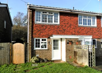 Thumbnail 2 bed end terrace house to rent in Waterside Close, Bordon