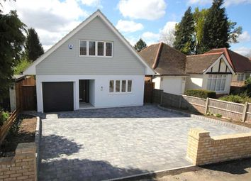 Thumbnail 4 bedroom detached house for sale in Green Lane, St.Albans