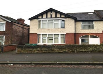Thumbnail 7 bed semi-detached house to rent in Harlaxton Drive, Nottingham