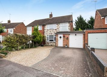 Thumbnail 3 bed semi-detached house for sale in Walgrave Road, Dunstable, Bedfordshire, England