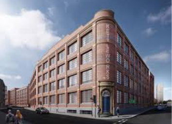 Thumbnail 2 bed flat to rent in Kettleworks, Pope Street, Birmingham