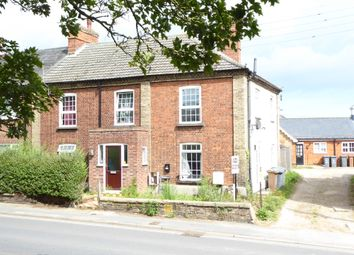 Thumbnail 2 bed end terrace house for sale in Station Road, Leiston