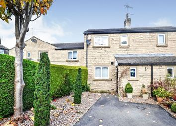 Thumbnail 2 bed terraced house for sale in Bobbin Mill Court, Steeton, Keighley