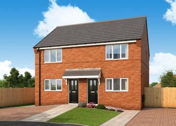 "Thumbnail 2 bed property for sale in ""The Halstead At New Forest, Middleton"" at Goodwood, Leeds"