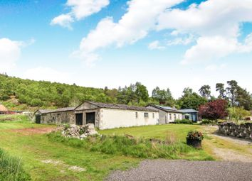 Thumbnail 4 bed detached house for sale in Glen Urquhart, Inverness