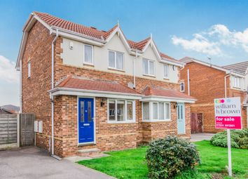 2 bed semi-detached house for sale in Briary Close, Wakefield WF1
