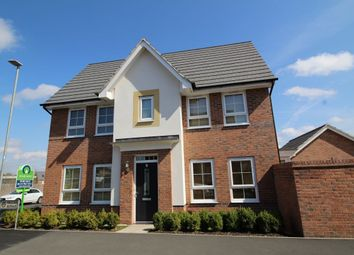 Thumbnail 3 bed detached house for sale in Paulina Avenue, Hucknall, Nottingham