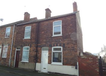 Thumbnail 2 bed end terrace house to rent in Cleveland Street, Gainsborough