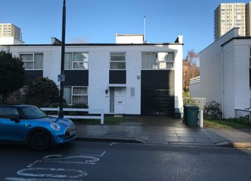 Thumbnail 3 bed town house to rent in King Henrys Road, Primrose Hill