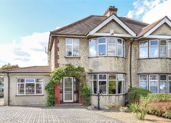 Thumbnail 4 bed semi-detached house for sale in The Grove, West Wickham