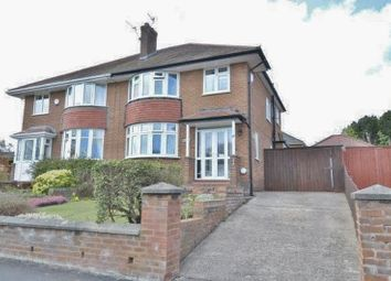 Thumbnail 3 bed semi-detached house for sale in Ennisdale Drive, West Kirby, Wirral