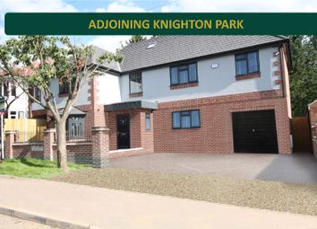 Thumbnail 5 bed detached house for sale in Ring Road, Stoneygate, Leicester
