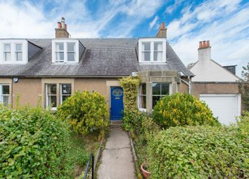 Thumbnail 3 bed semi-detached house for sale in Park Crescent, Edinburgh