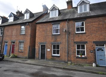 Thumbnail 4 bedroom end terrace house for sale in Victoria Road, Godalming