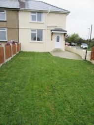Thumbnail 3 bed end terrace house to rent in Bethel, Bodorgan