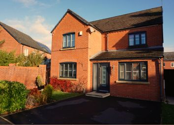 Thumbnail 4 bed detached house for sale in Whitington Close, Little Lever, Bolton