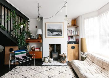 Thumbnail 2 bed terraced house for sale in Seaford Road, Seven Sisters, London