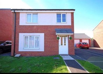 Thumbnail 4 bed detached house for sale in Miller Close, Newcastle Upon Tyne