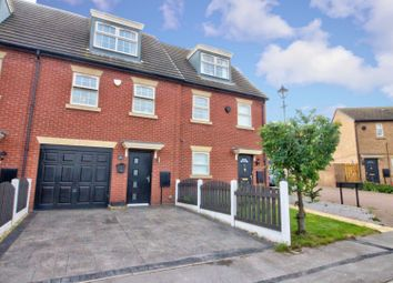Thumbnail 3 bedroom terraced house for sale in Burntwood Road, Barnsley