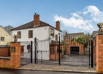 Thumbnail 4 bed detached house for sale in Darbys Hill Road, Tividale, Oldbury