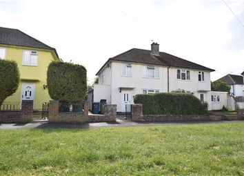 Thumbnail 3 bedroom semi-detached house for sale in John Buchan Road, Headington, Oxford