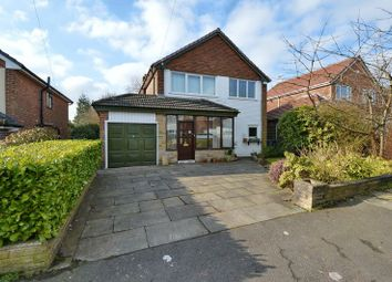 Thumbnail 3 bed detached house for sale in Hillingdon Road, Whitefield, Manchester