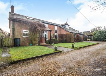 Thumbnail 4 bed detached house for sale in Long Itchington Road, Offchurch, Leamington Spa, Warwickshire