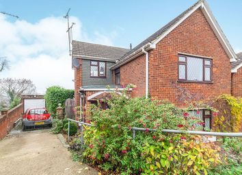 Thumbnail 3 bed detached house for sale in Polhill Drive, Walderslade, Chatham