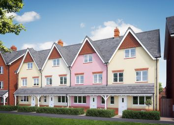 "Thumbnail 3 bed property for sale in ""The Halstead"" at William Morris Way, Tadpole Garden Village, Swindon"