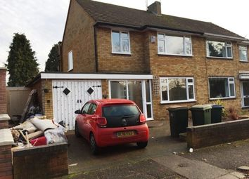 Thumbnail 3 bed semi-detached house to rent in Leamington Road, Styvechale, Coventry