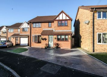 Thumbnail 5 bedroom detached house for sale in Little Harwood Lee, Bolton
