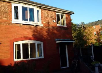 Thumbnail 3 bed end terrace house for sale in Hart Road, Fallowfield, Manchester
